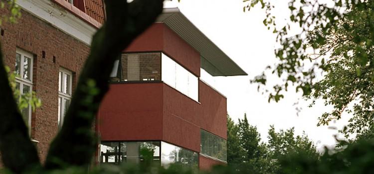 Östra Grevie Folkhögskola, Estethuset